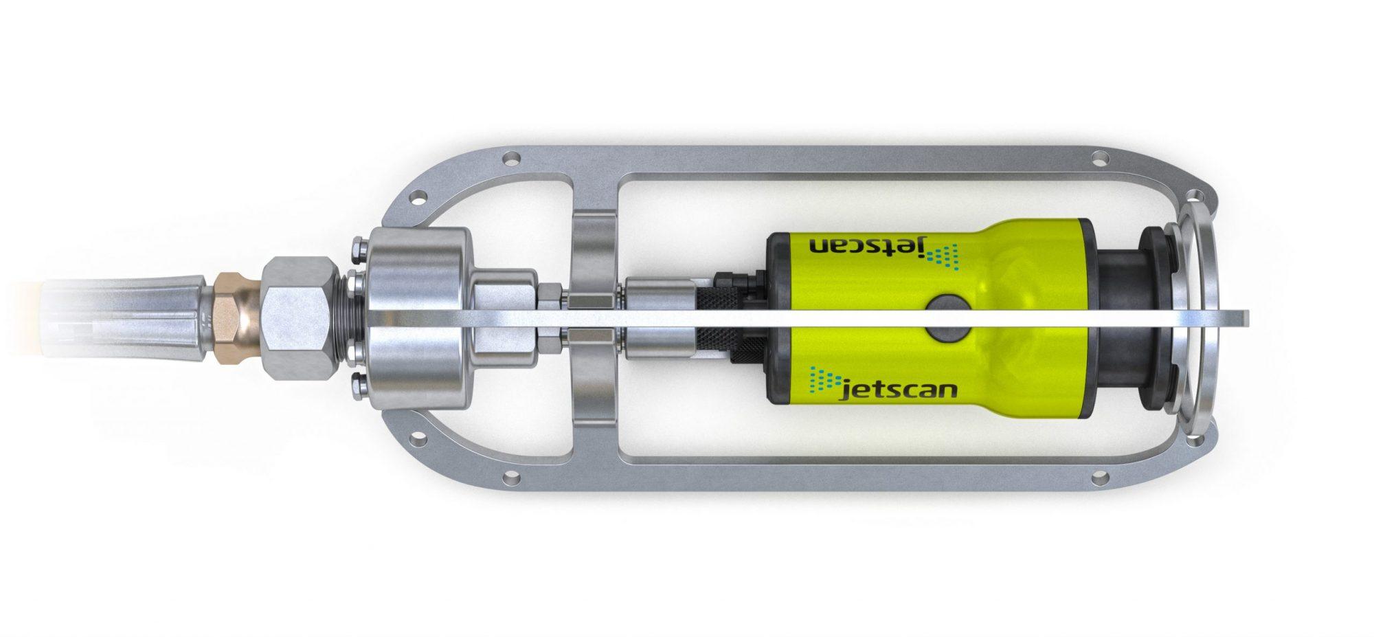 Jetscan Inspection Nozzle Camera